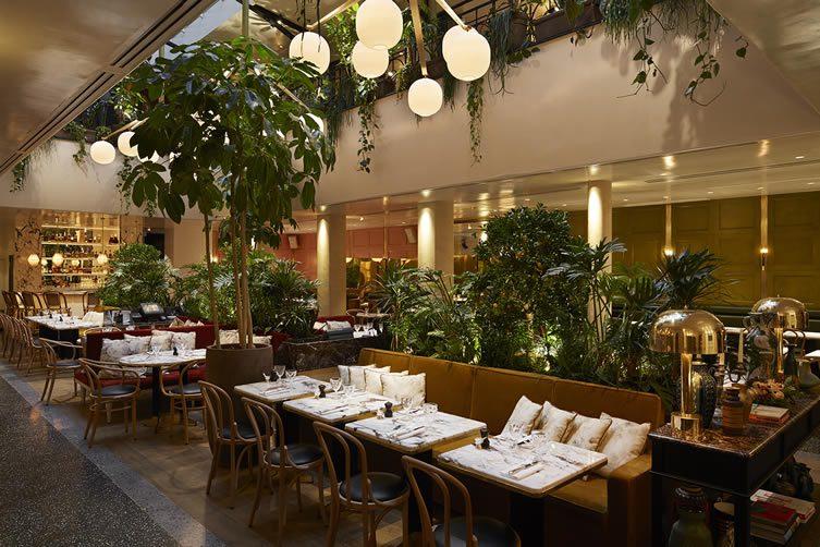 Restaurant Semilla Paris