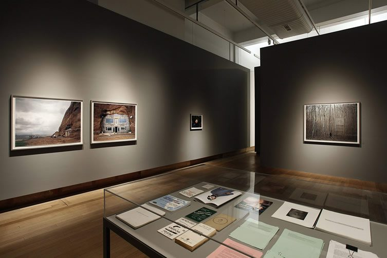 Alec Soth, Gathered Leaves at Science Museum, London