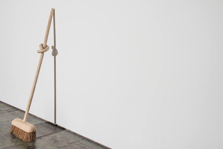 Alex Chinneck, Knots at Städtische Galerie im Kornhaus