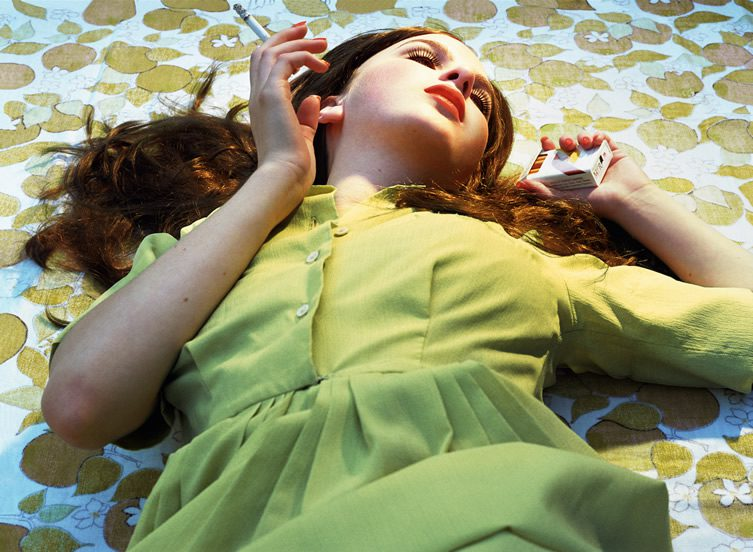 Alex Prager — Face in the Crowd