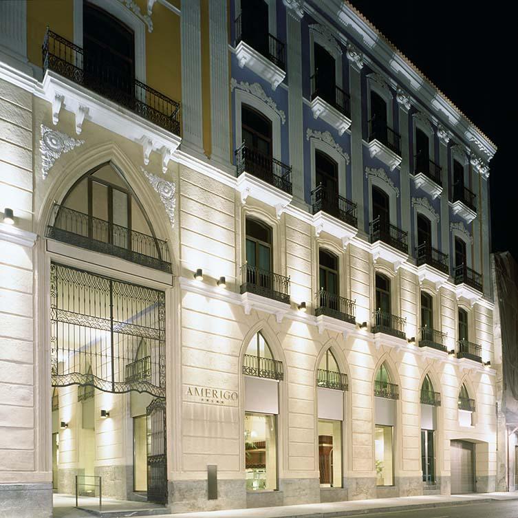 Hotel Hospes Amérigo Alicante