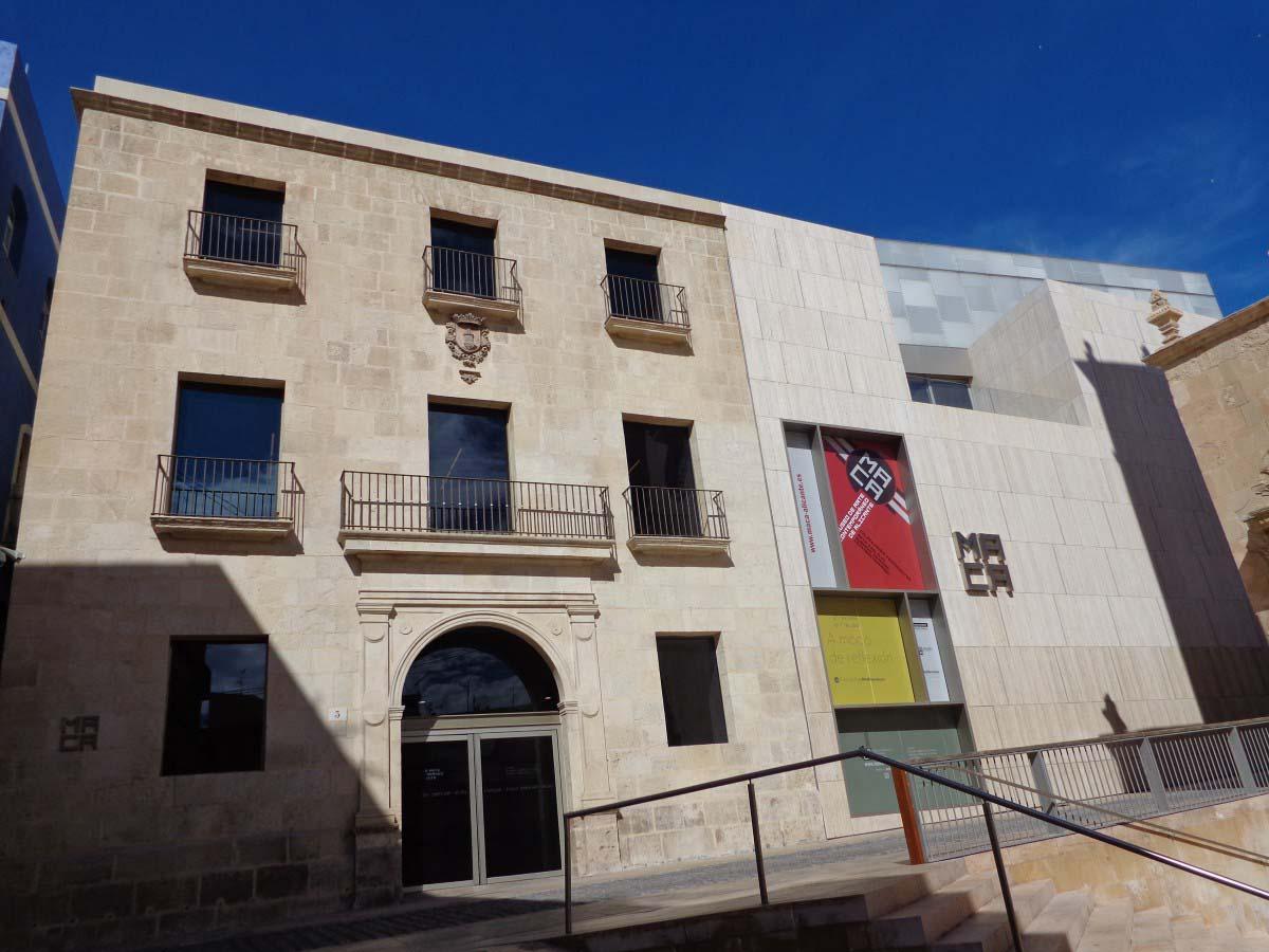 Museo de Arte Contemporáneo de Alicante (MACA)