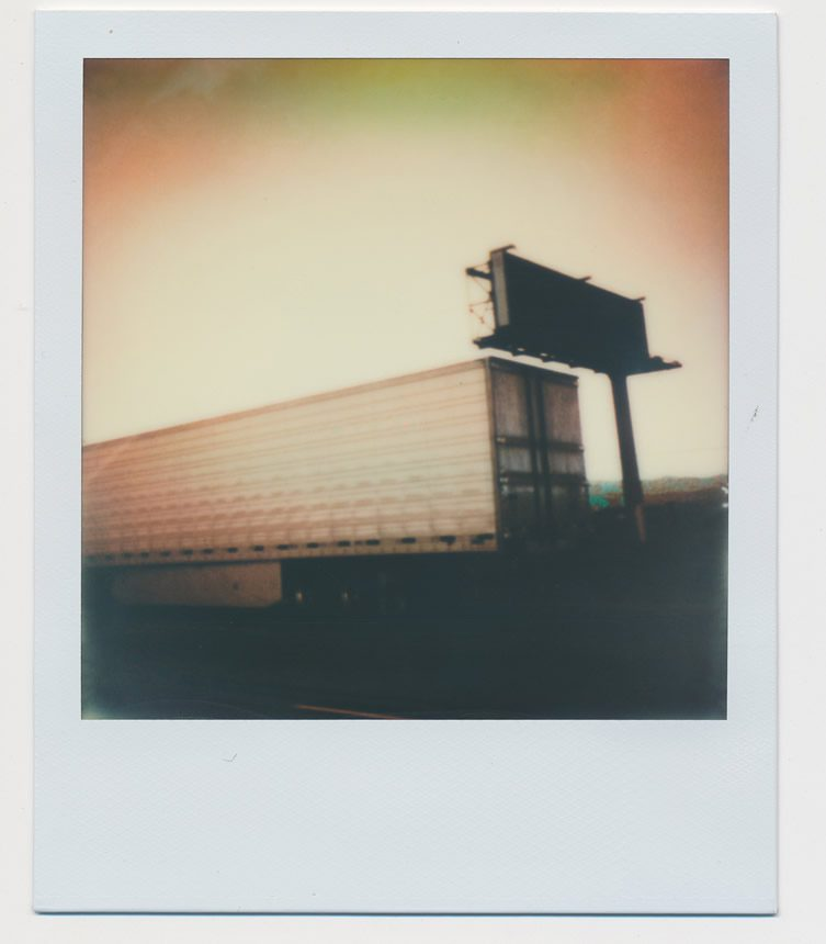 Alison Mosshart Polaroids — Instant Lab Universal at Hoxton Gallery