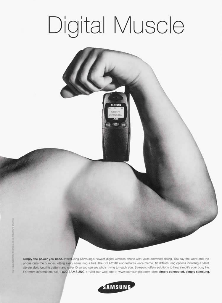 Samsung, 1998. Courtesy TASCHEN