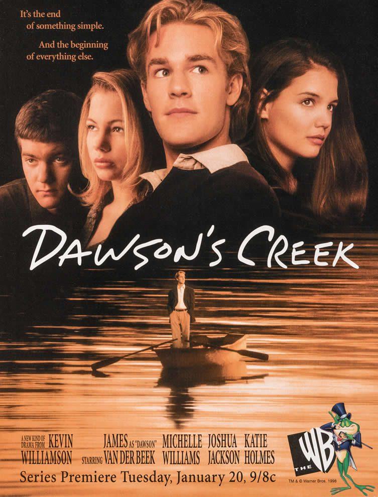 Dawson's Creek, 1998. Courtesy TASCHEN