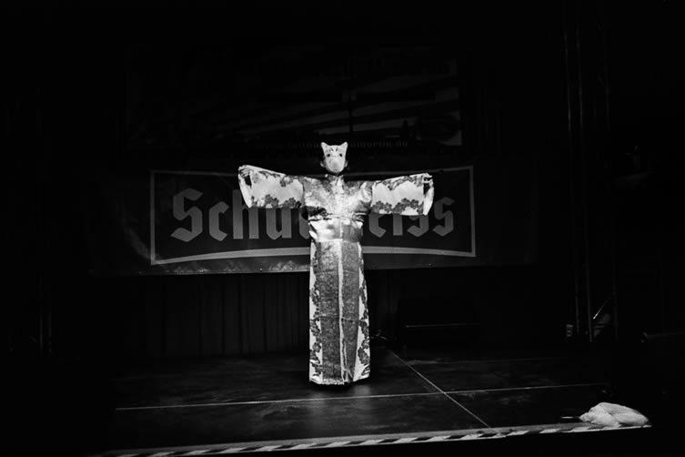 Christian Reister, Alle Katzen Grau