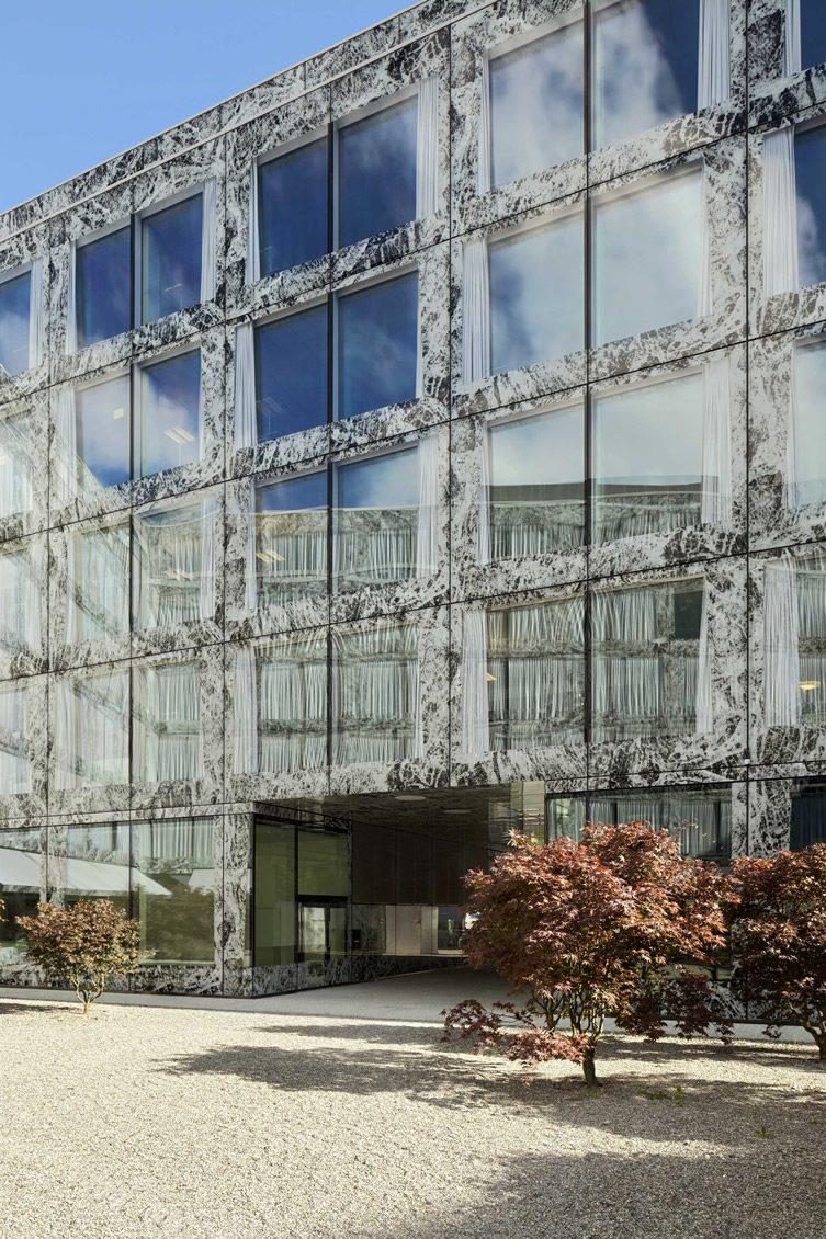 Allianz Headquarters — Zürich