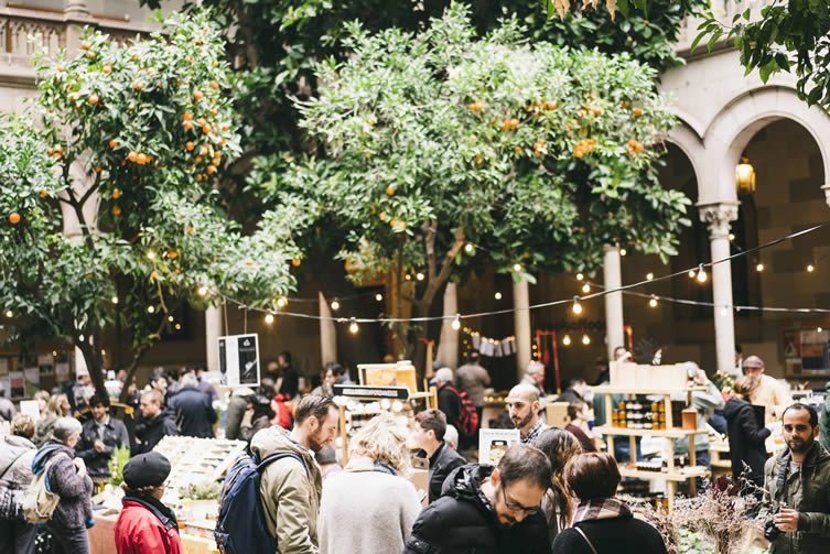 All Those Food Market at Teatre Nacional de Catalunya, Barcelona