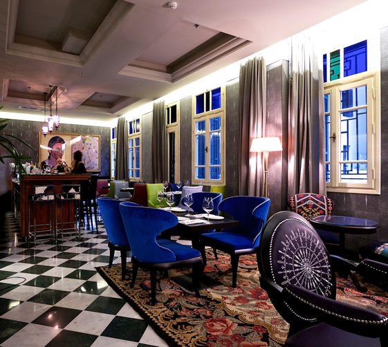 Alma hotel lounge we heart for Design hotel tel aviv