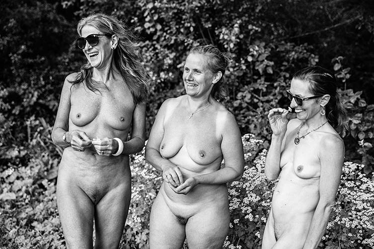 Amelia Allen Interview, Naked Britain, Photography of British Naturist Society