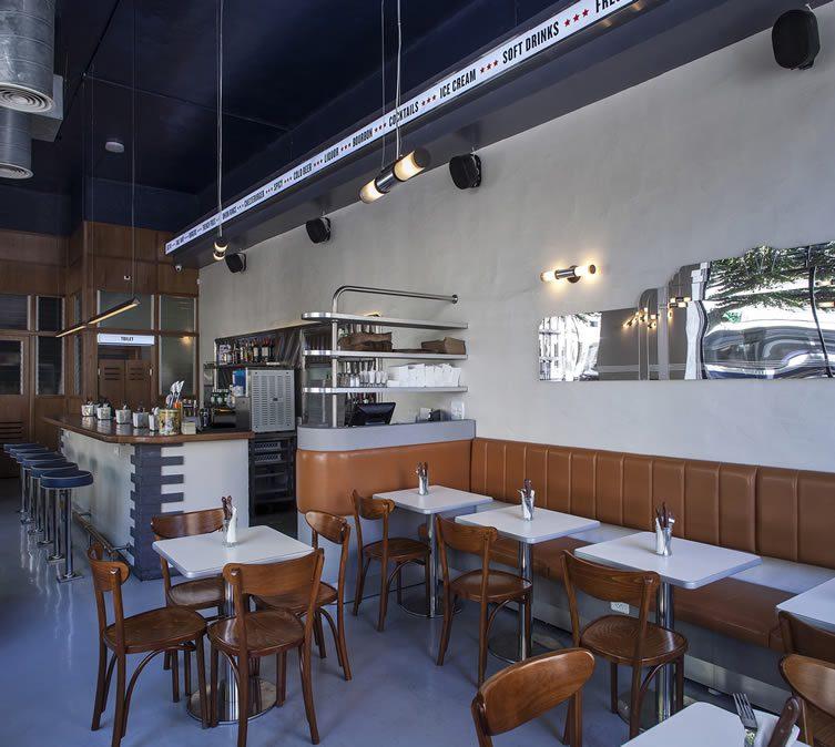 America Burgers Tel Aviv