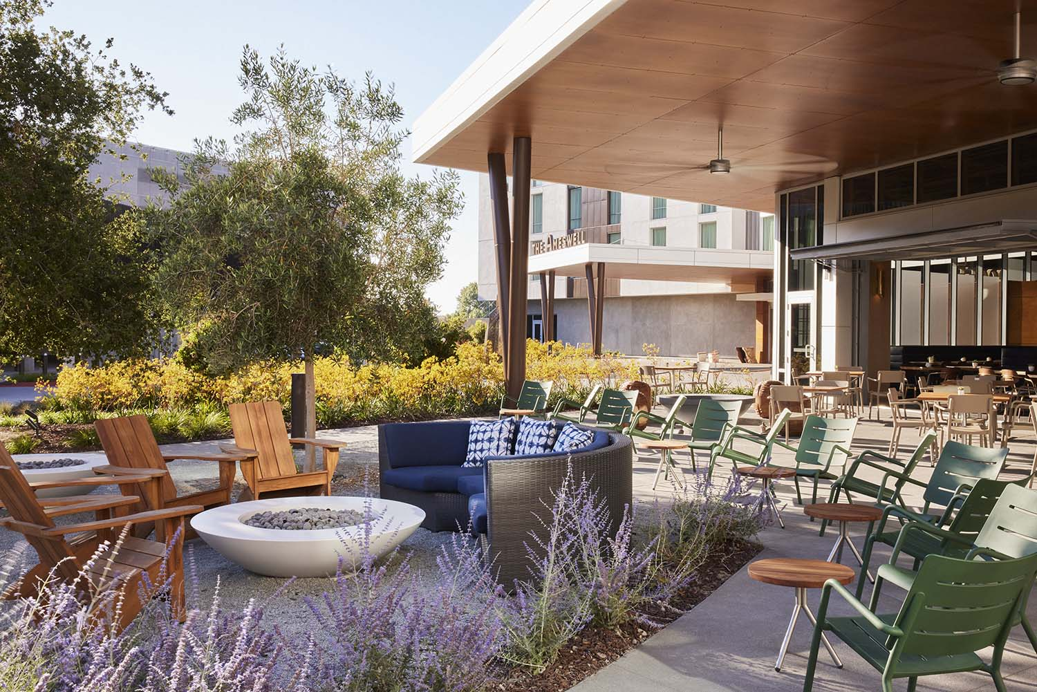 The Ameswell Hotel Silicon Valley Mountain View Design Hotel