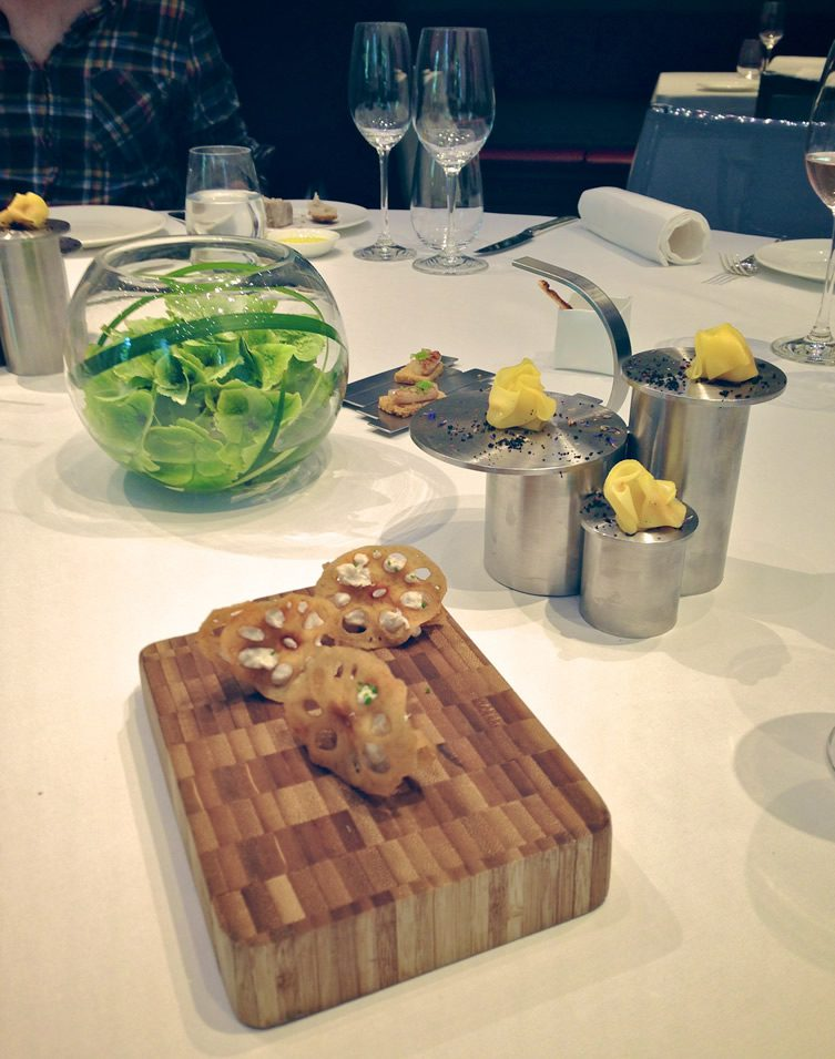 Ametsa with Arzak Instruction at The Halkin by Como Hotel Review