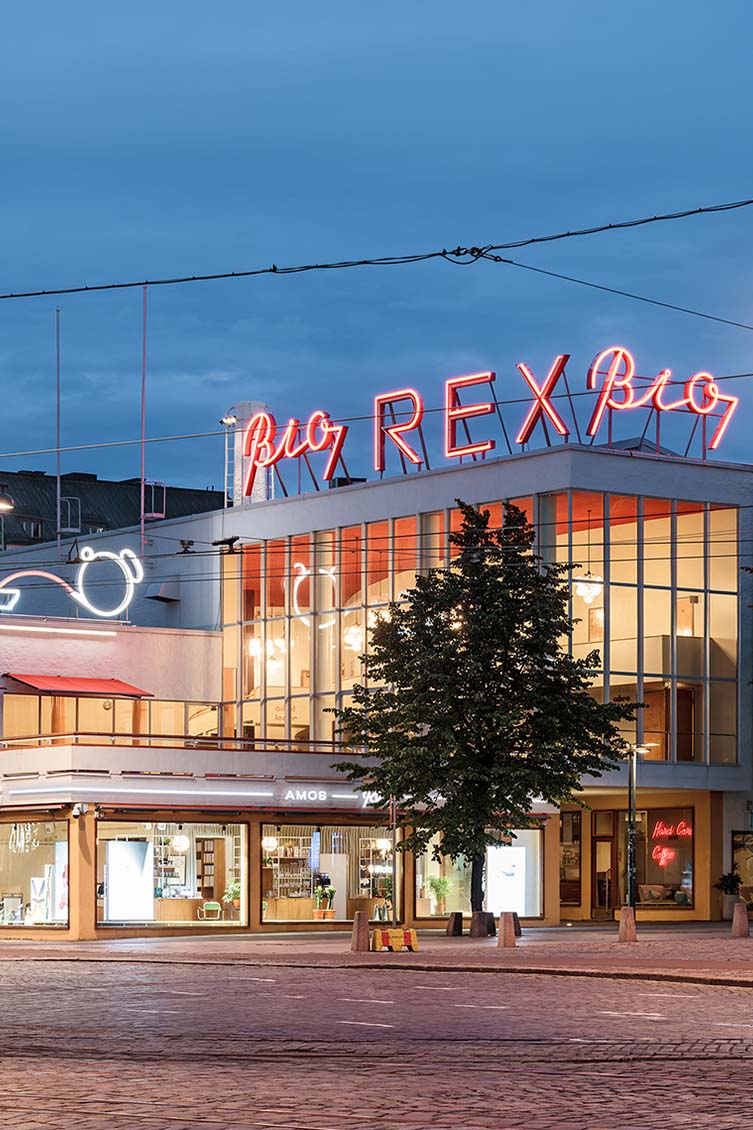 Amos Rex Helsinki Contemporary Art Gallery