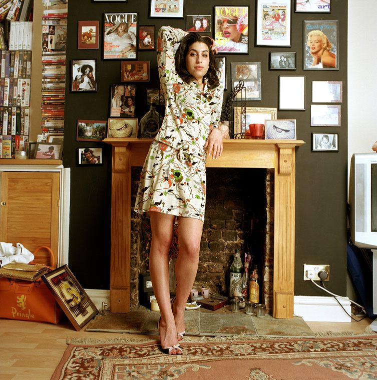 Amy Winehouse: A Family Portrait at The Contemporary Jewish Museum, San Francisco