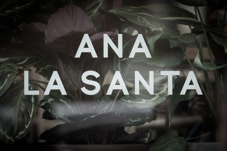 Ana La Santa — Madrid