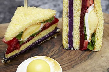 Winter Club Sandwich – Andaz