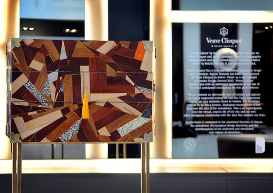 London Design Festival Installations at Andaz
