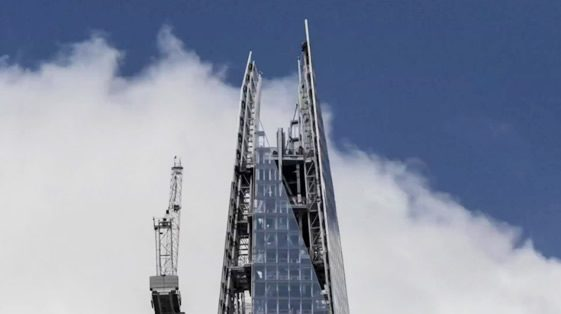 The Shard by Renzo Piano, Building Workshop