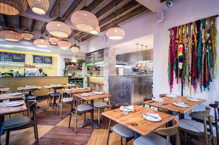 Andina – Shoreditch, London