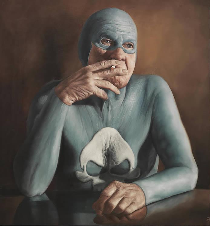 Andreas Englund, Smoking