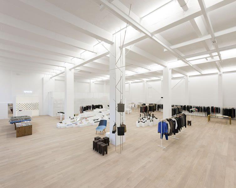 Andreas Murkudis Concept Store