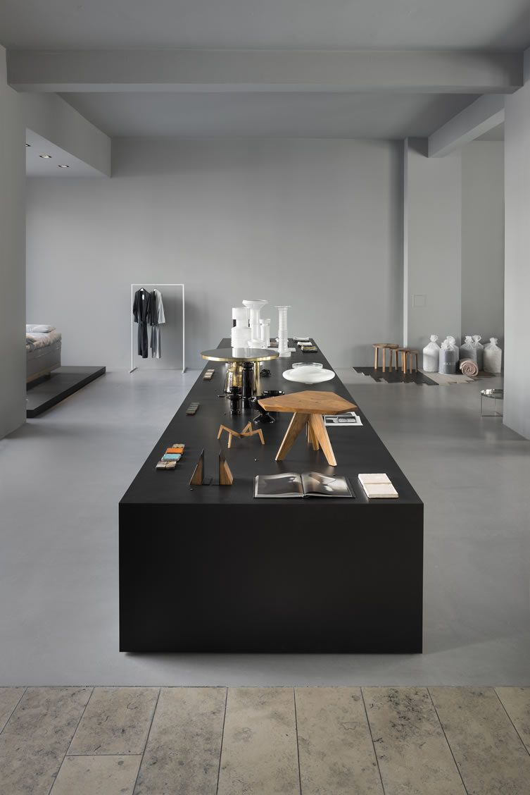 andreas murkudis concept store am mobel architektur am mobel architektur