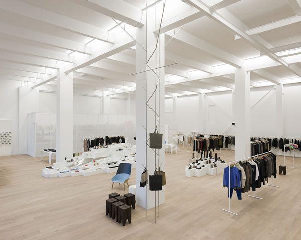 Andreas Murkudis Concept Store Am Mobel Architektur Berlin