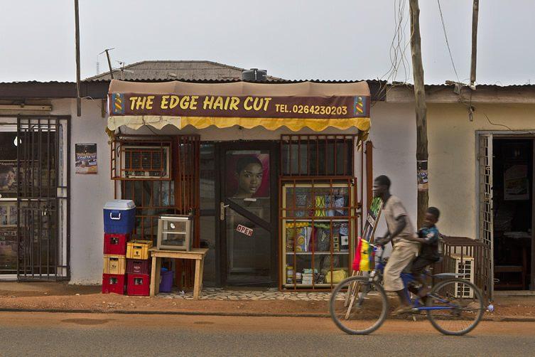 Andrew Esiebo — Pride