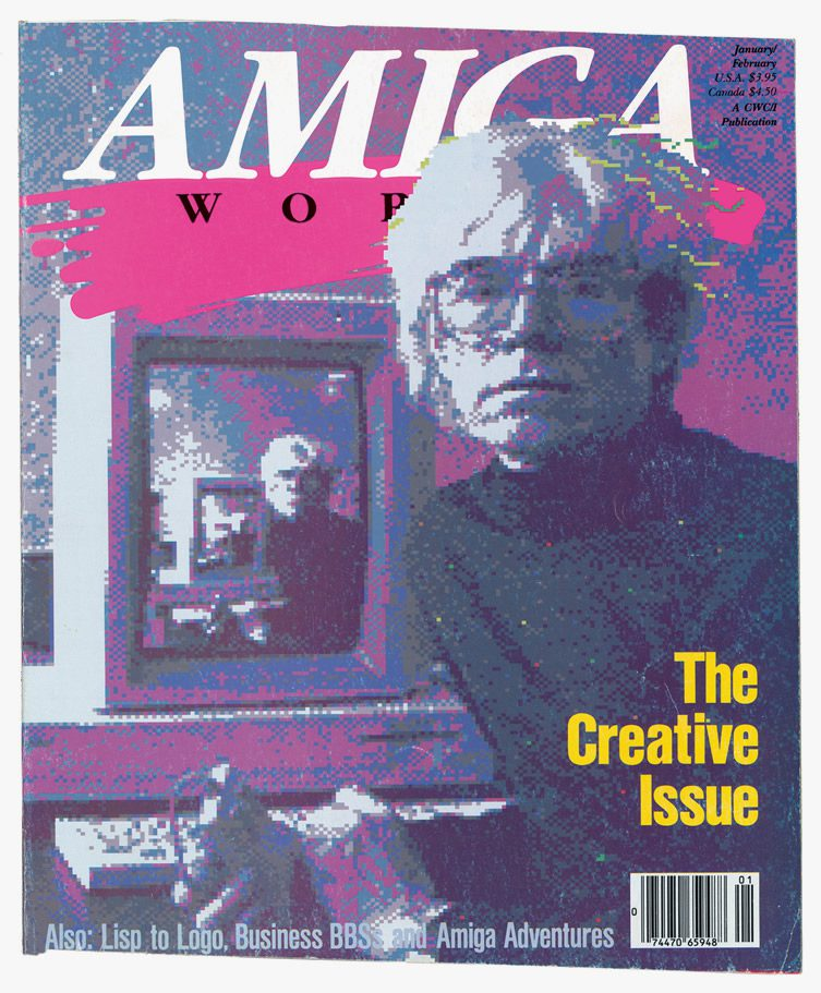 Andy Warhol Amiga World