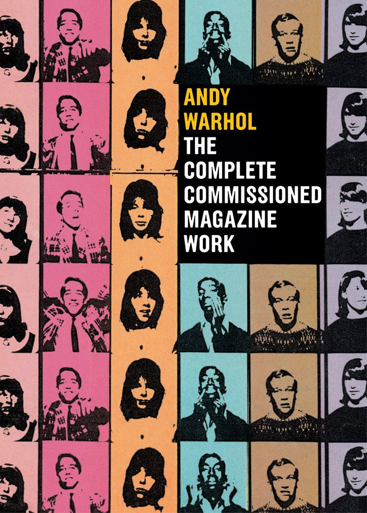 Andy Warhol Magazine Commissions