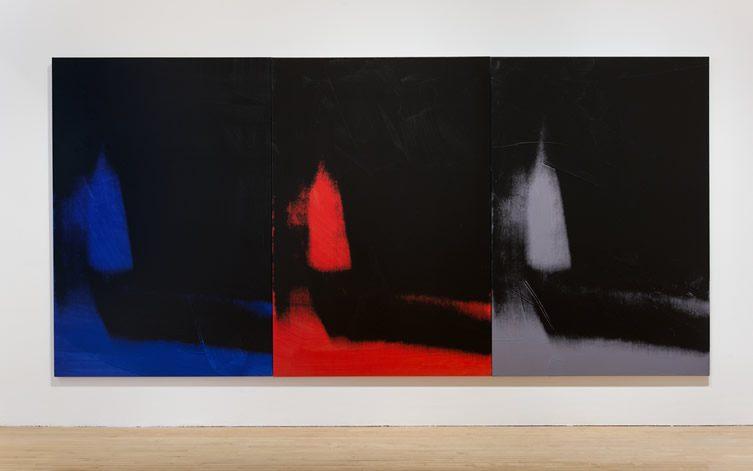Andy Warhol — Shadows at MOCA, Los Angeles
