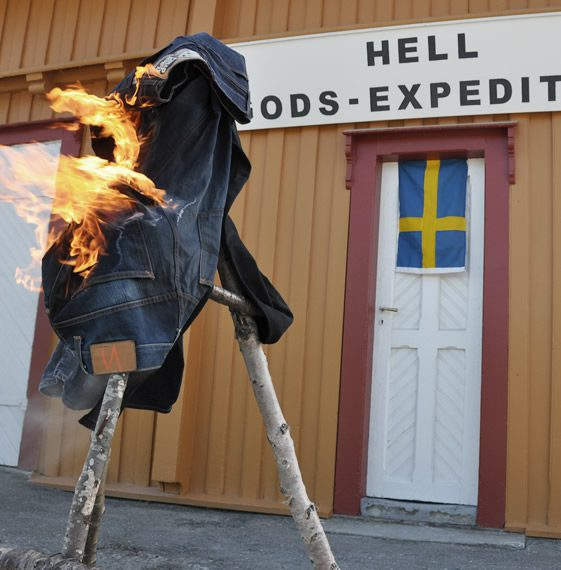 Spotlight; Anti Sweden Jeans