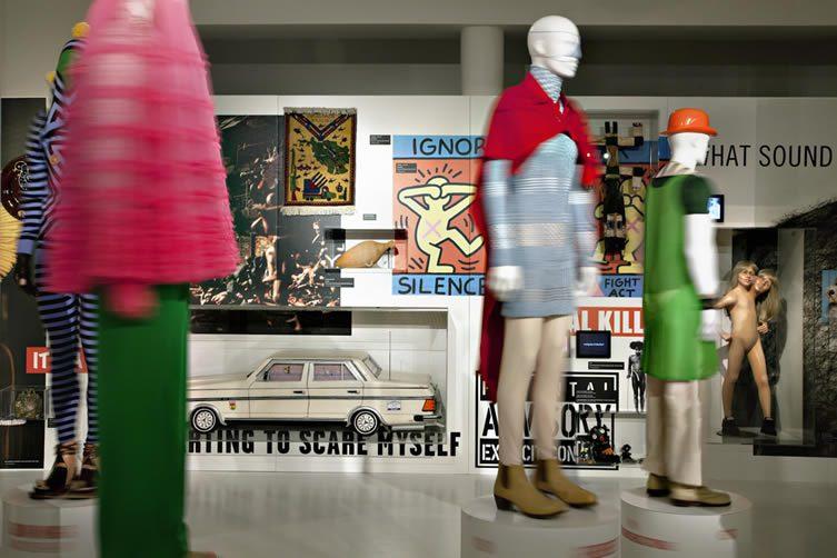 Walter Van Beirendonck at MoMu Fashion Museum Antwerp