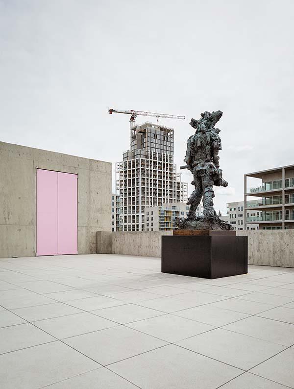 Tim Van Laere Gallery, Niew Zuid