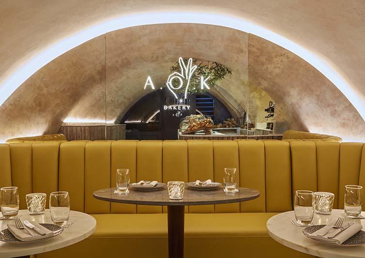 A.O.K Kitchen & Bakery Marylebone, London Restaurant on Dorset Street