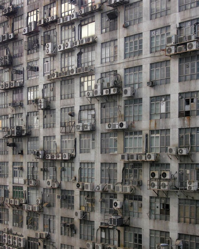 Hong Kong Apartments: Architecture Of Density