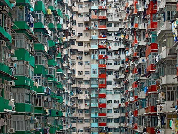 Michael Wolf — Architecture of Density