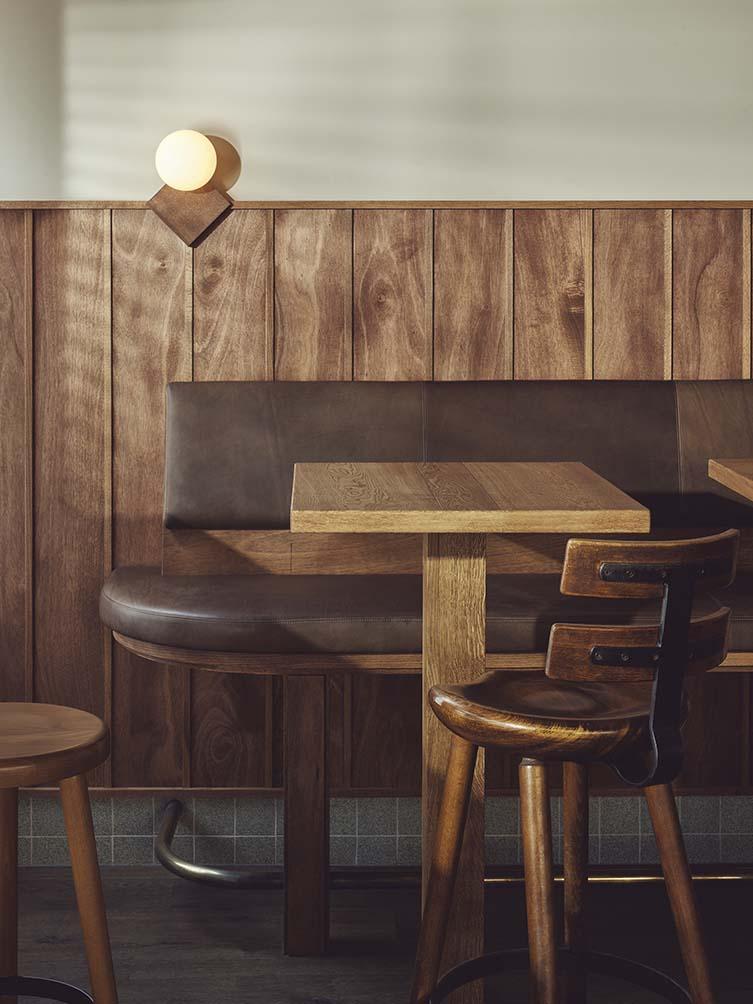 Amsterdam Brown Café Designed by Studio Modijefsky