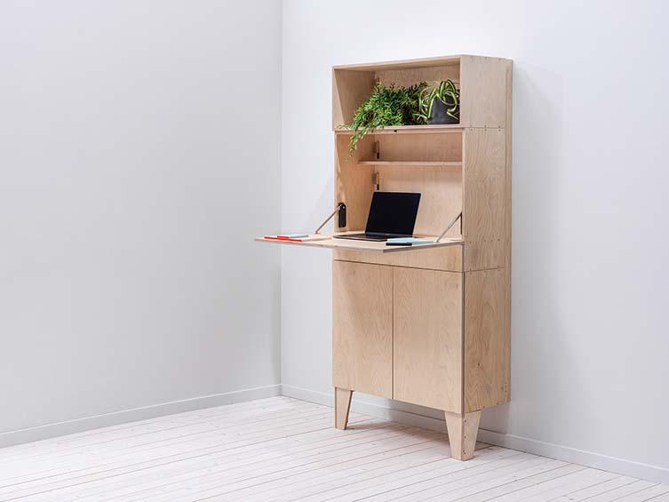 Arnie.M, a Modular Home Workspace
