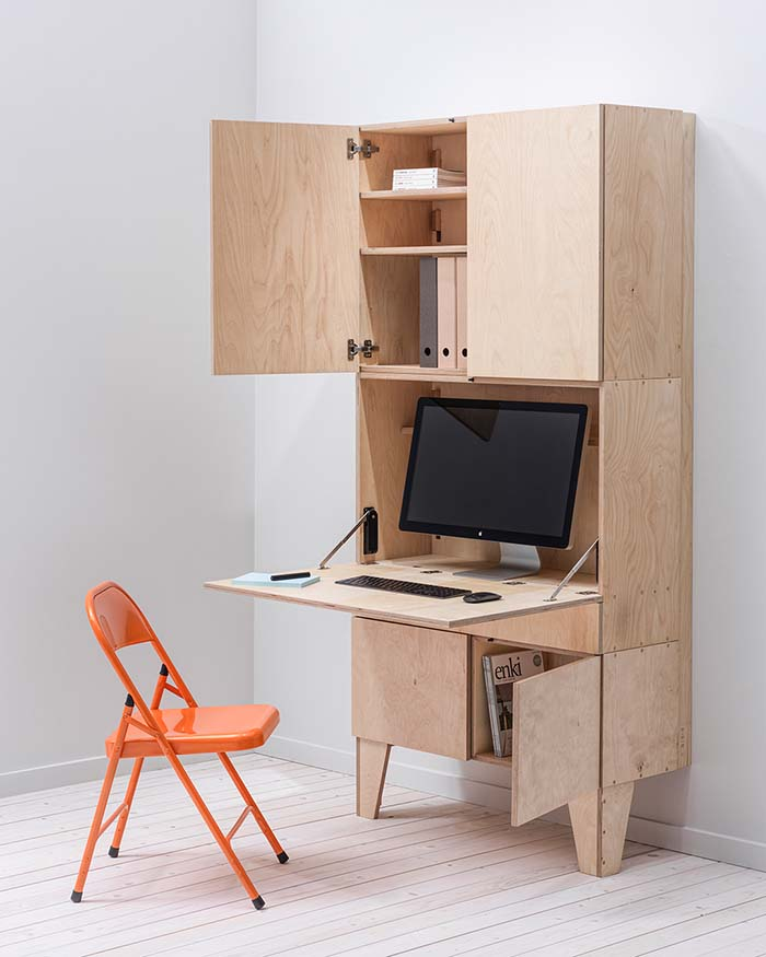 Modular Home Workspace