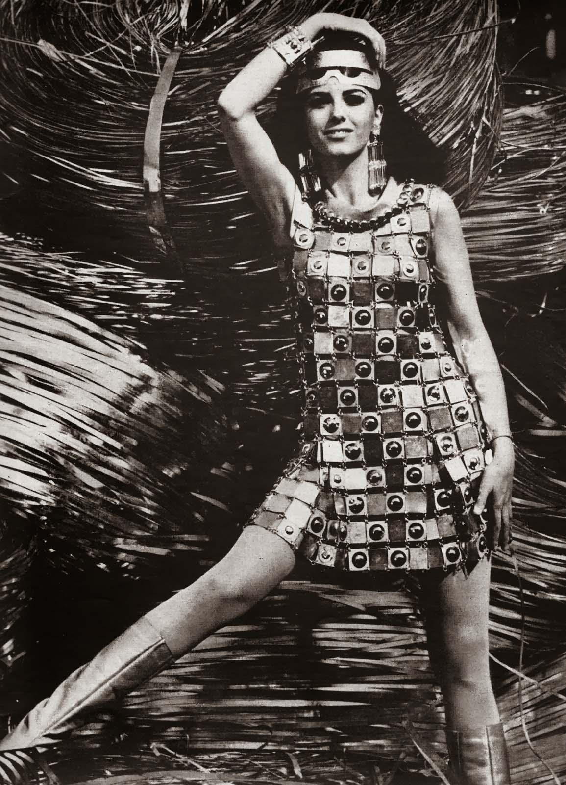 Paco Rabanne, 'Unwearable Dress'