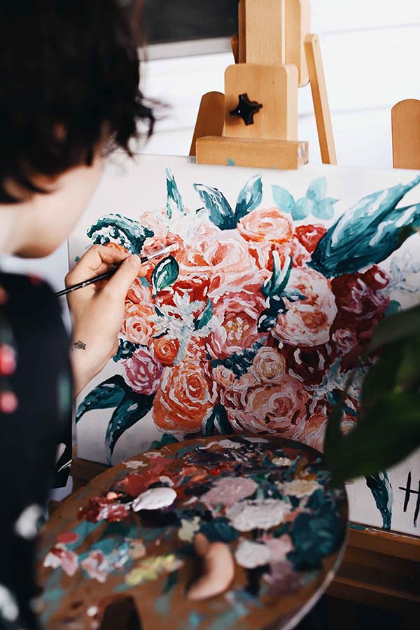 Why Art Benefits Your Mental Health