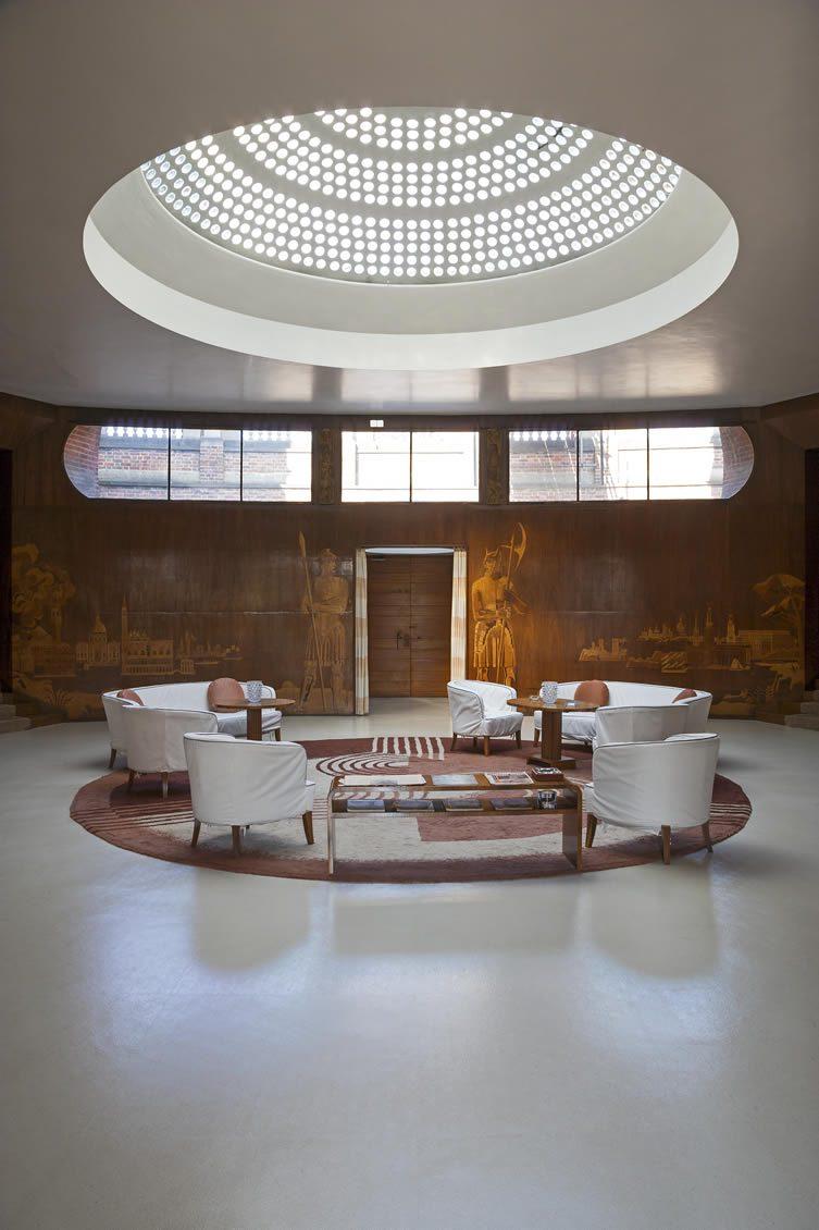 Art Deco Eltham Palace