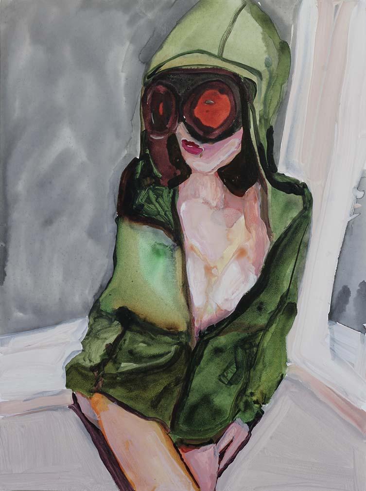 Rhiannon Rebecca Salisbury, CP Goggle Girl