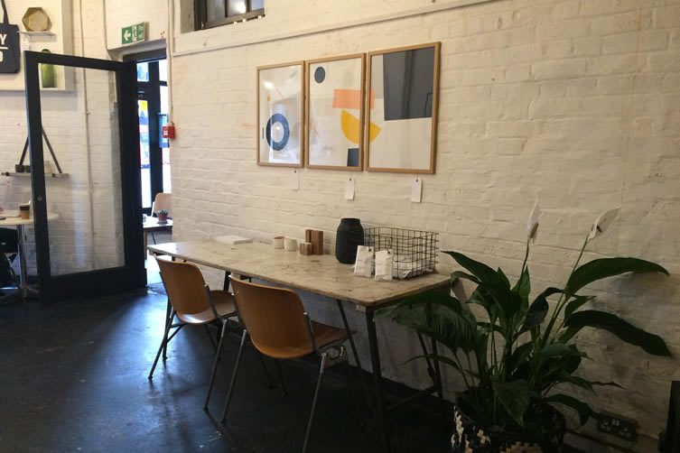 An Artful Life at The Old Shoreditch Station, London