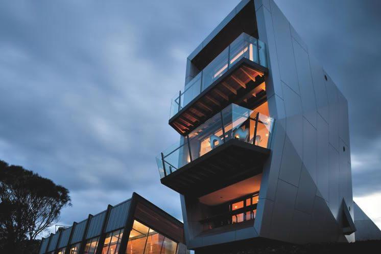 Mona Pavilions, Hobart