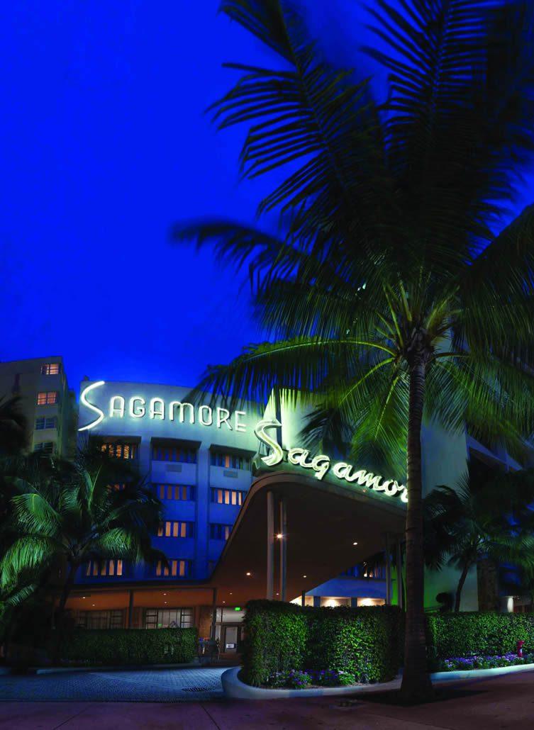 Sagamore Hotel, Miami