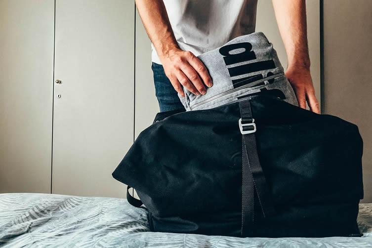 Artichoke Travel Backpack