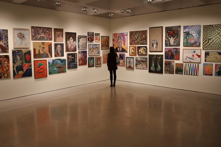 Artists' Collections at Barbican London